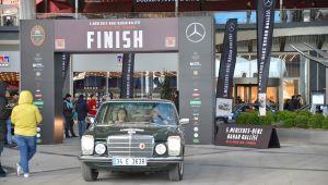 5. Mercedes-Benz Bahar Rallisi, ödül töreni ile sonlandı.