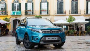 Suzuki Vitara'da Nisan Ayına Özel