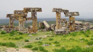 Blaundus Antik Kenti'nde kazı çalışmaları yeniden başlıyor