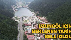 Uzungöl'de yıkımlar 5 Ekim'de başlıyor