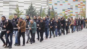 Ankara'da dev operasyon! 260 şüpheliden 171'i gözaltına alındı…