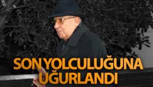 Eski Genelkurmay Başkanı İsmail Hakkı Karadayı son yolculuğuna uğurlandı