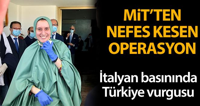 MİT Somali'de 18 ay rehin tutulan İtalyan vatandaşını kurtardı