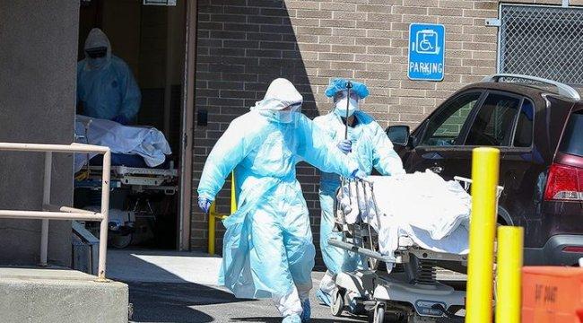 ABD'de koronavirüsten ölenlerin sayısı 106 bin 241'e yükseldi