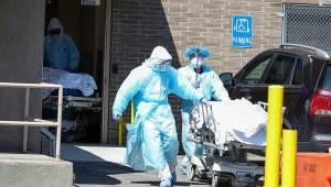 ABD'de koronavirüsten son 24 saatte 1159 kişi öldü