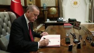 Cumhurbaşkanı Erdoğan'ın imzasıyla yayımlandı! Flaş atama kararı