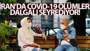 İran'da Covid-19 ölümleri dalgalı seyrediyor