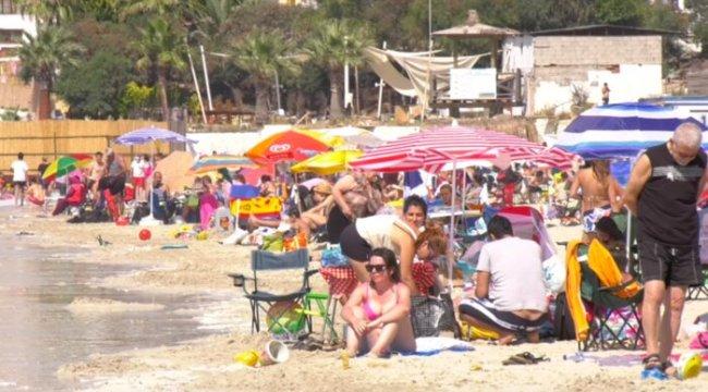 Koronaya rağmen tatilden vazgeçemeyenler