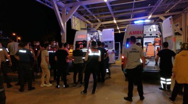 Yol verme tartışmasında 2 kardeş hayatını kaybetti, 4 kişi yaralandı