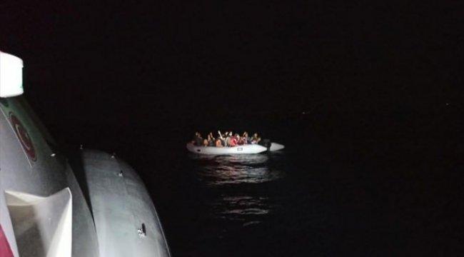 Yunan'ın ölüme terk ettiği 56 sığınmacı kurtarıldı