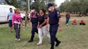 'Zeliş' piknikte yakalandı! Ailesinin suç kaydı şaşırttı