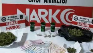 Muğla'da uyuşturucu operasyonunda 9 kişi tutuklandı