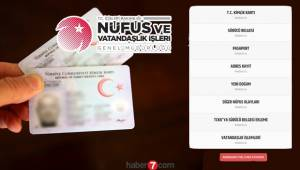2021 Yeni kimlik kartı nasıl alınır, ücret ne kadar? Çipli kimlik yenileme için son tarih...