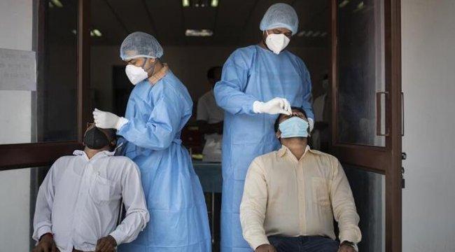 Dünya genelinde Kovid-19 tespit edilen kişi sayısı hızla 100 milyona yaklaşıyor