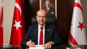 KKTC Cumhurbaşkanı Tatar: Türkiye ile hemfikiriz