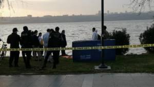 Küçükçekmece Gölü'nde erkek cesedi bulundu