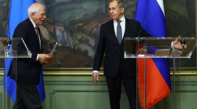 AB'nin Rusya çıkmazı: Çaresiz kaldılar