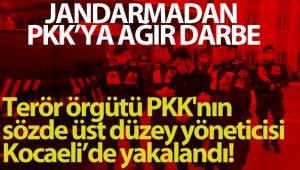 Terör örgütü PKK'nın GARA'da komutanlık yapan sözde üst düzey yöneticisi yakalandı!