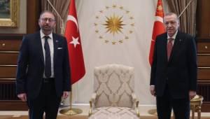 AKPM Başkanı Daems'ın Türkiye ziyaretinde neler konuşuldu?