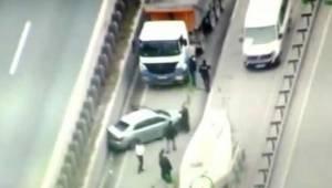 İstanbul'da helikopter destekli denetim