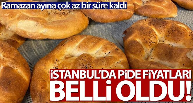 İstanbul'da pide fiyatları açıklandı