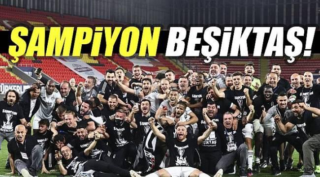 2021 Sezonu Şampiyonu