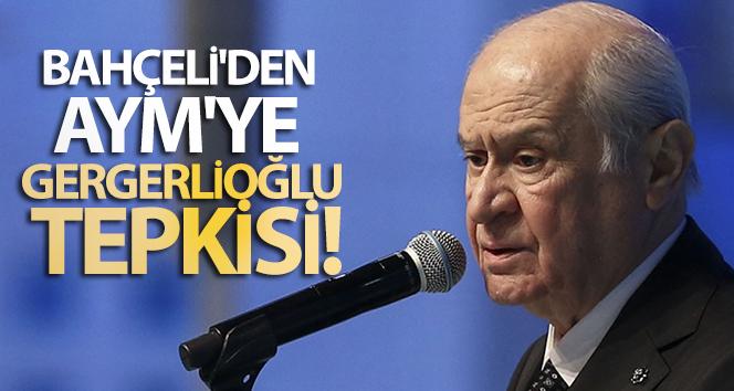 MHP Genel Başkanı Bahçeli'den önemli açıklamalar